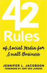 42 rules of social media for business